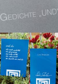 Lyrik-Bändchen, Podium Literatur